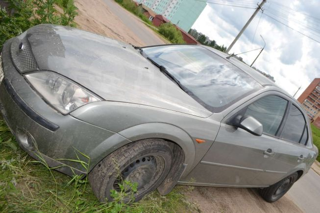 Ford Mondeo, 2001 год, 180 000 руб.