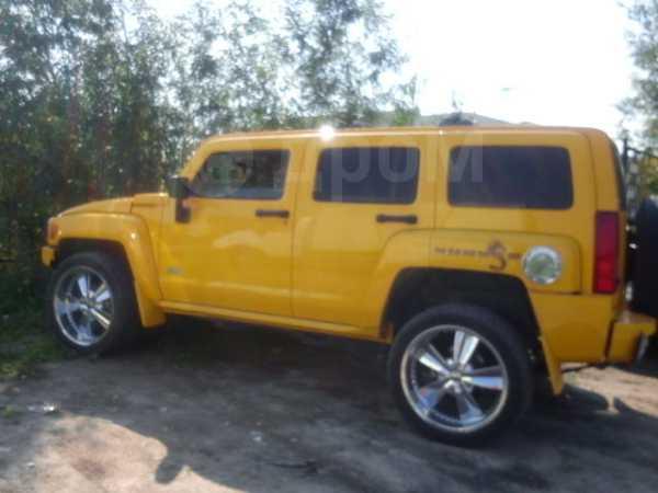 Hummer H3, 2007 год, 980 000 руб.