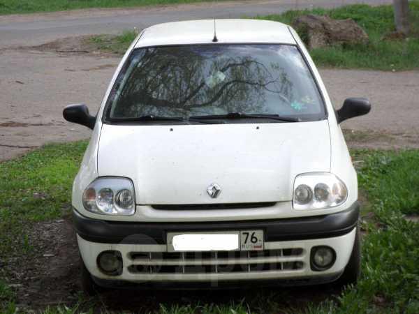 Renault Clio, 1999 год, 145 000 руб.