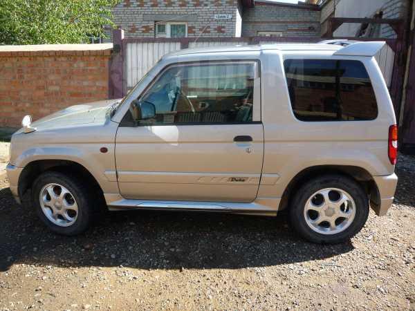 Mitsubishi Pajero Mini, 2001 год, 270 000 руб.