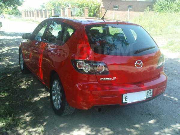 Mazda Mazda3, 2008 год, 465 000 руб.