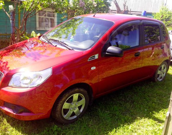 Chevrolet Aveo, 2010 год, 365 000 руб.
