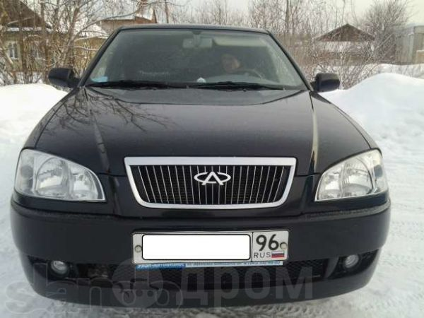 Chery Amulet A15, 2007 год, 180 000 руб.