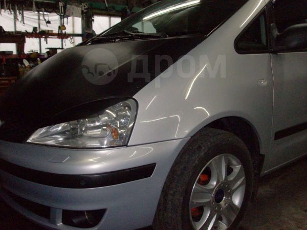 Ford Galaxy, 2001 год, 385 000 руб.