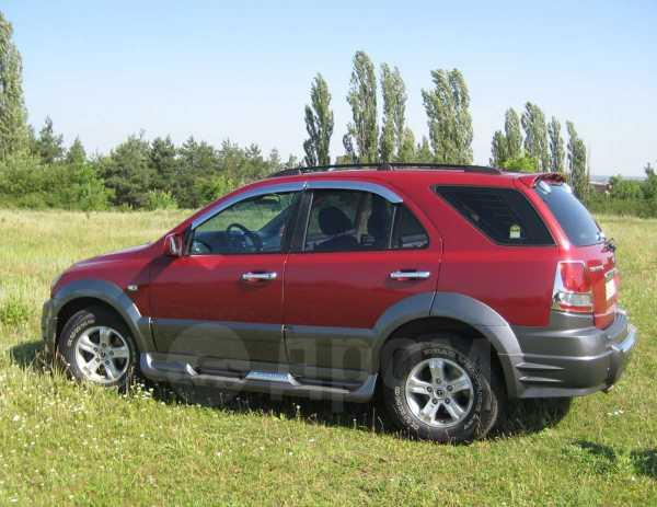 Kia Sorento, 2004 год, 585 000 руб.