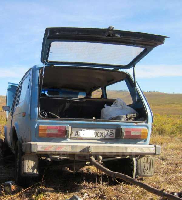 Лада 4x4 2121 Нива, 1982 год, 130 000 руб.