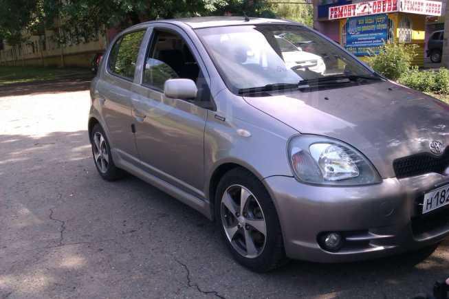 Toyota Yaris, 2001 год, 100 000 руб.
