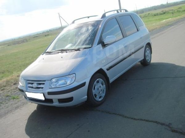 Hyundai Matrix, 2005 год, 350 000 руб.