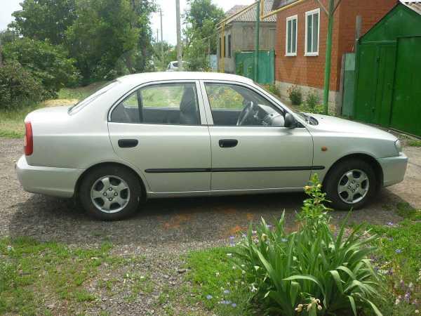 Hyundai Accent, 2011 год, 410 000 руб.