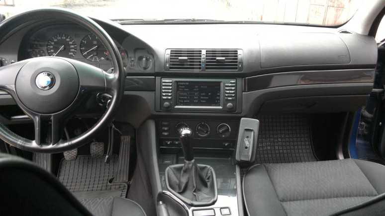BMW 5-Series, 2003 год, 480 000 руб.
