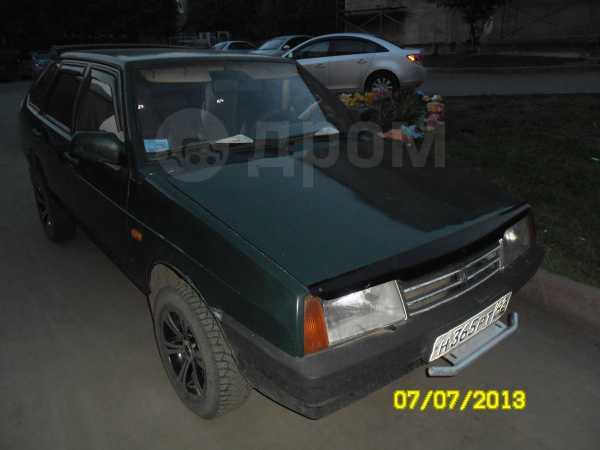 Лада 2109, 1999 год, 60 000 руб.