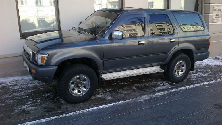 Toyota Hilux Surf, 1991 год, 210 000 руб.
