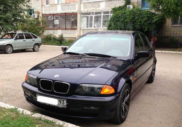 BMW 3-Series, 2000 год, 360 000 руб.