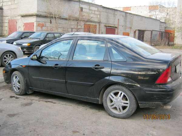 Ford Focus, 2002 год, 230 000 руб.