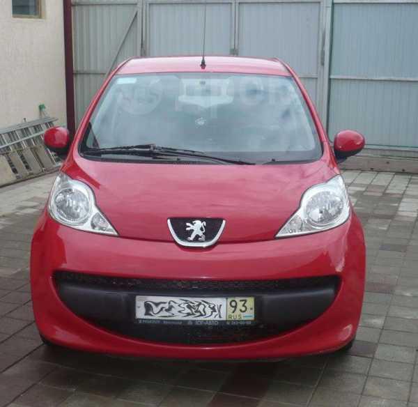 Peugeot 107, 2008 год, 250 000 руб.