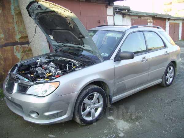 Subaru Impreza, 2007 год, 465 000 руб.