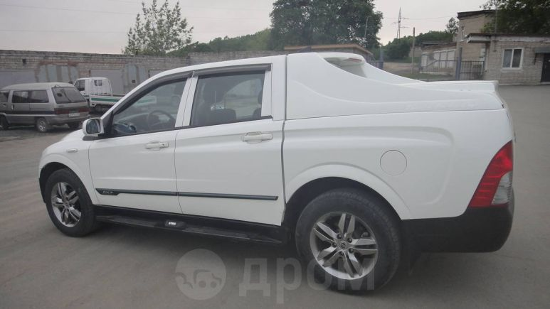 SsangYong Actyon Sports, 2011 год, 615 000 руб.