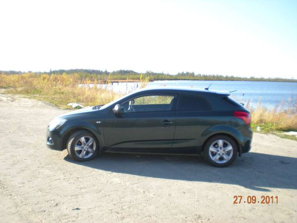 Kia Ceed, 2008 год, 580 000 руб.