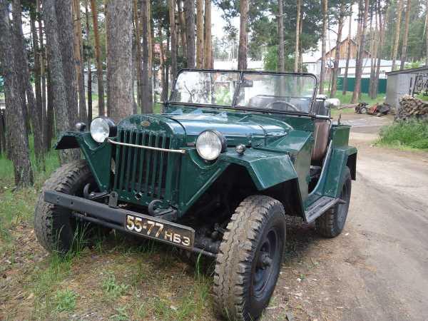 ГАЗ 67, 1953 год, 300 000 руб.