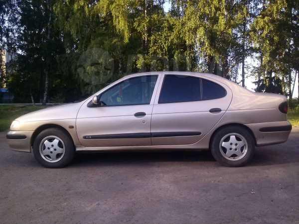 Renault Megane, 1999 год, 210 000 руб.