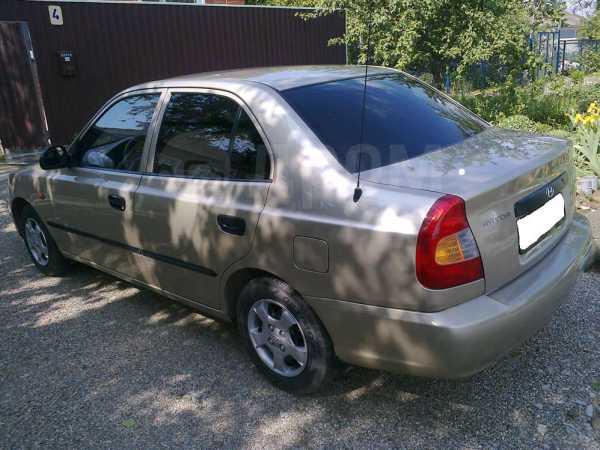 Hyundai Accent, 2004 год, 245 000 руб.