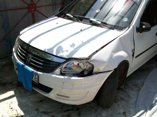 Renault Logan, 2010 год, 200 000 руб.