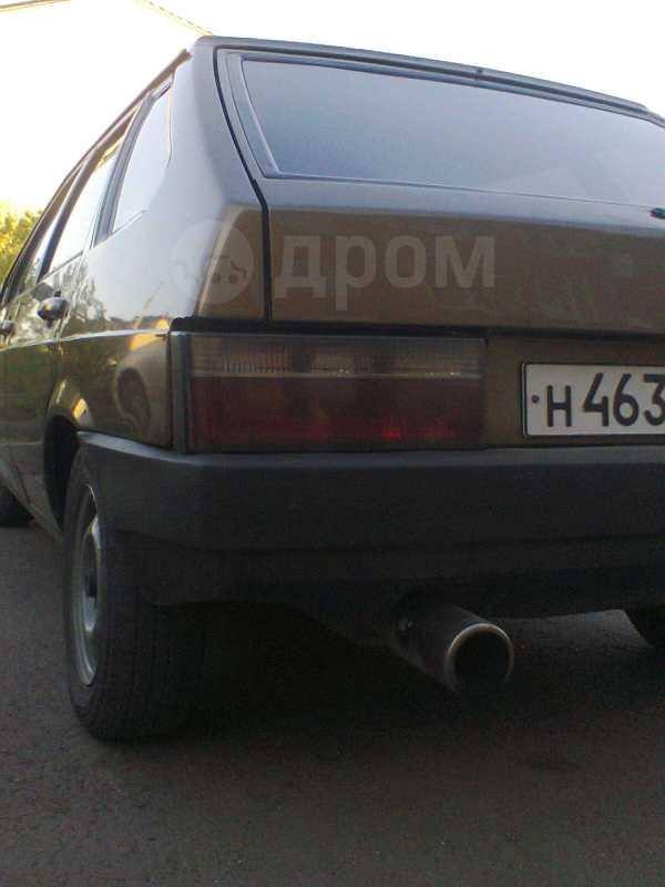 Лада 2109, 1999 год, 125 000 руб.