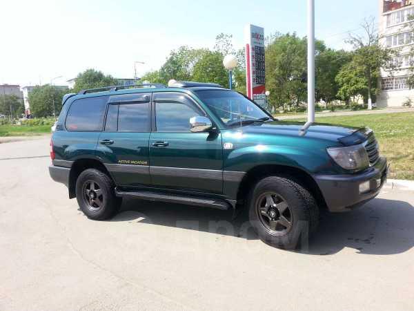 Toyota Land Cruiser, 2000 год, 870 000 руб.