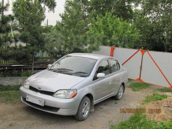 Toyota Platz, 2002 год, 255 000 руб.