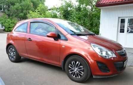 Opel Corsa, 2012 год, 510 000 руб.