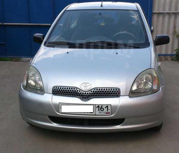 Toyota Yaris, 2001 год, 260 000 руб.