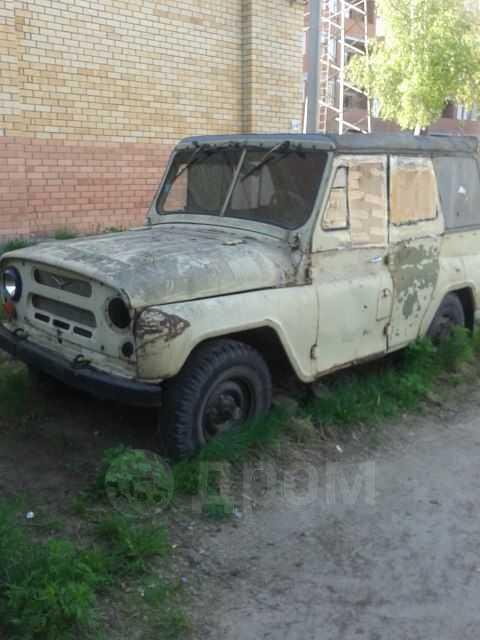 УАЗ 3151, 1992 год, 35 000 руб.