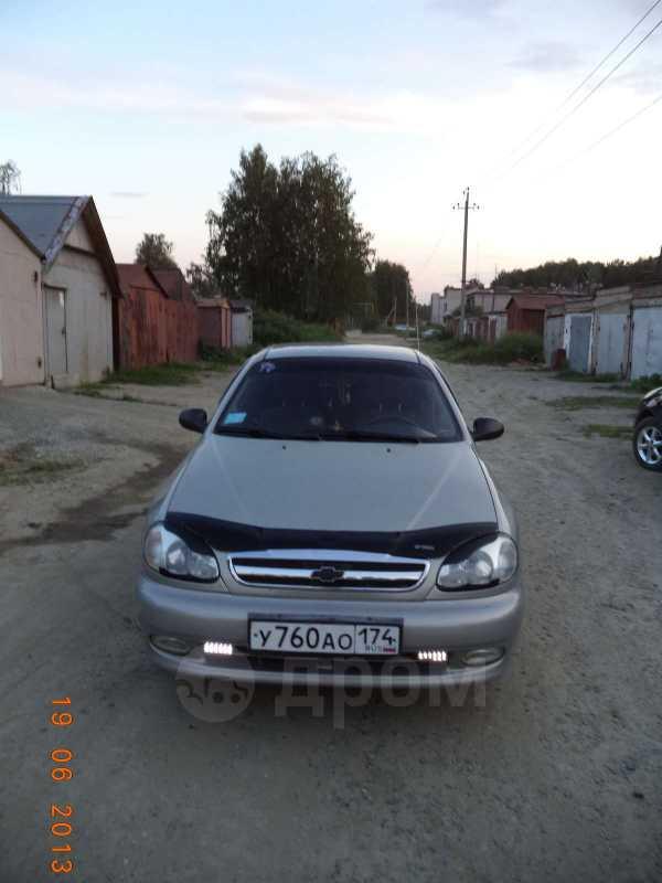 Chevrolet Lanos, 2007 год, 240 000 руб.