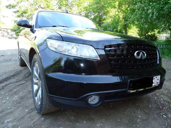 Infiniti FX35, 2004 год, 650 000 руб.