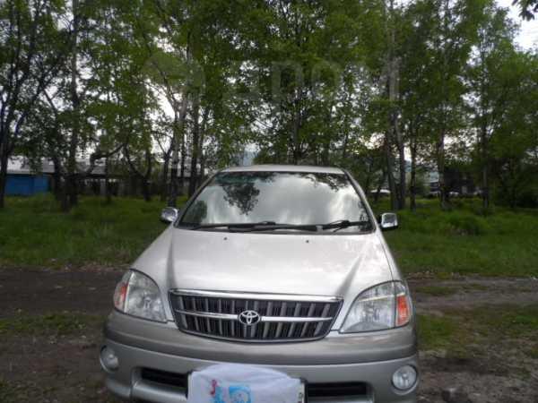 Toyota Nadia, 2001 год, 420 000 руб.