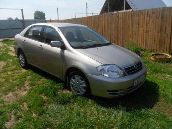 Toyota Corolla, 2000 год, 279 000 руб.