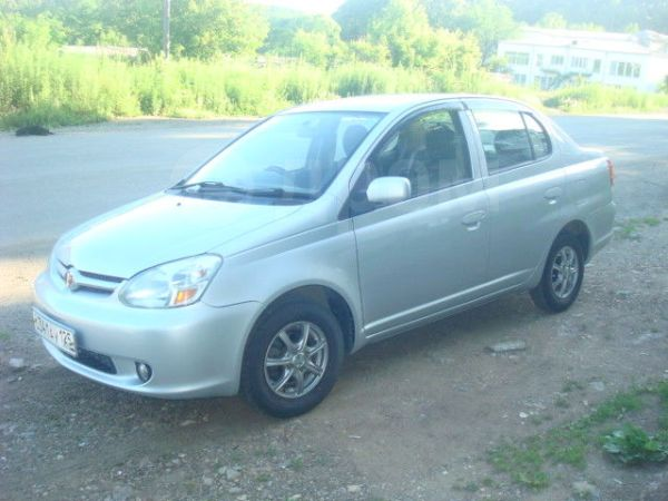 Toyota Platz, 2003 год, 260 000 руб.