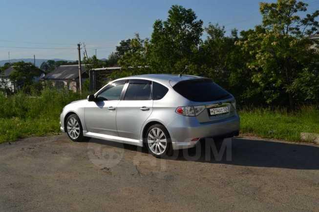 Subaru Impreza, 2008 год, 515 000 руб.