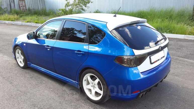 Subaru Impreza WRX STI, 2009 год, 555 000 руб.