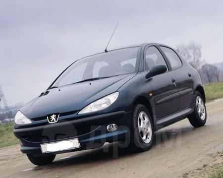 Peugeot 206, 2009 год, 330 000 руб.