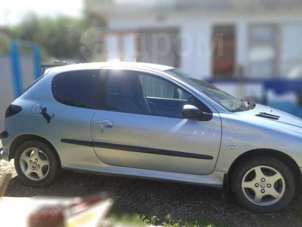 Peugeot 206, 2004 год, 219 000 руб.