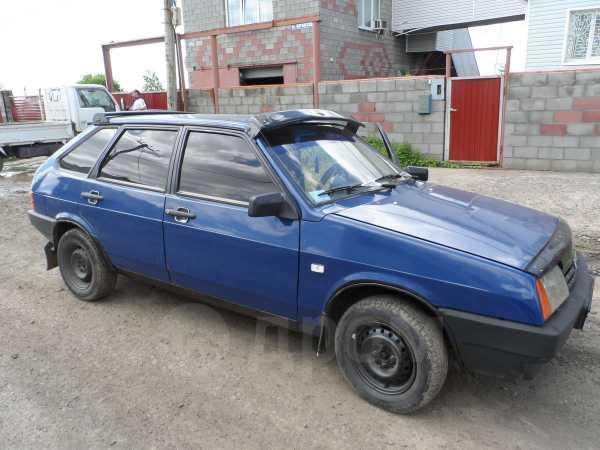 Лада 2109, 1999 год, 94 000 руб.