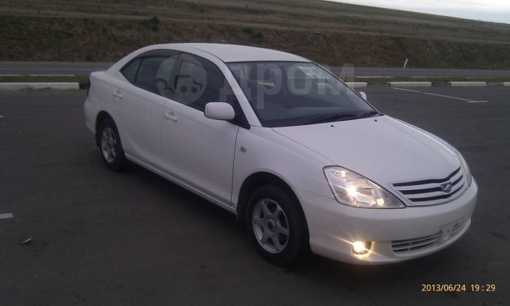 Toyota Allion, 2002 год, 415 000 руб.