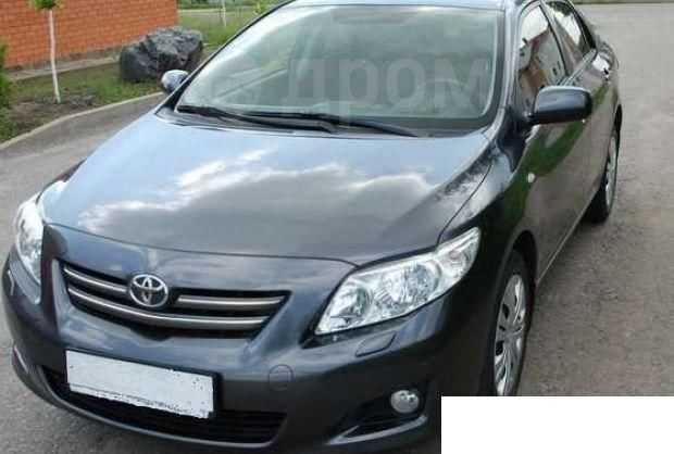 Toyota Corolla, 2008 год, 480 000 руб.
