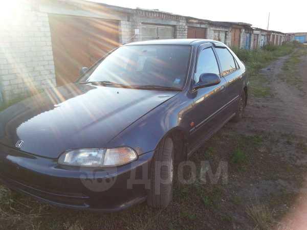 Honda Civic Ferio, 1992 год, 45 000 руб.