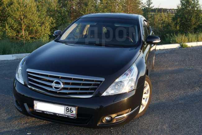Nissan Teana, 2009 год, 840 000 руб.