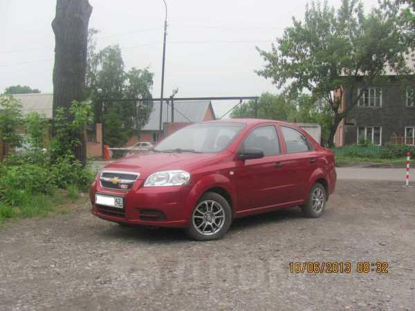 Chevrolet Aveo, 2008 год, 349 000 руб.