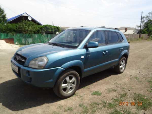 Hyundai Tucson, 2007 год, 635 000 руб.