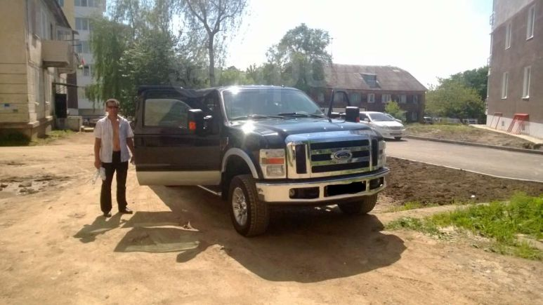 Ford F250, 2008 год, 1 350 000 руб.