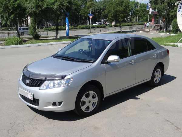 Toyota Allion, 2008 год, 625 000 руб.
